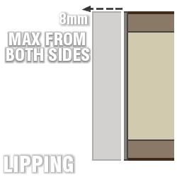 Lipping Max Cut Diagram