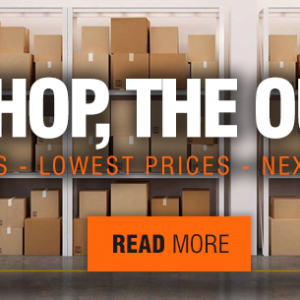 Why Shop, The Outlet?   Leader Stores