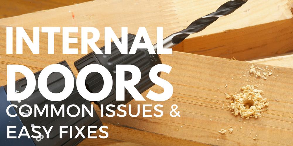 Internal Door Fixes