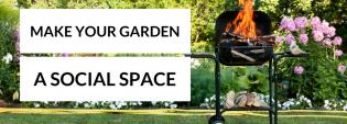 How to Make Your Garden a Social Space