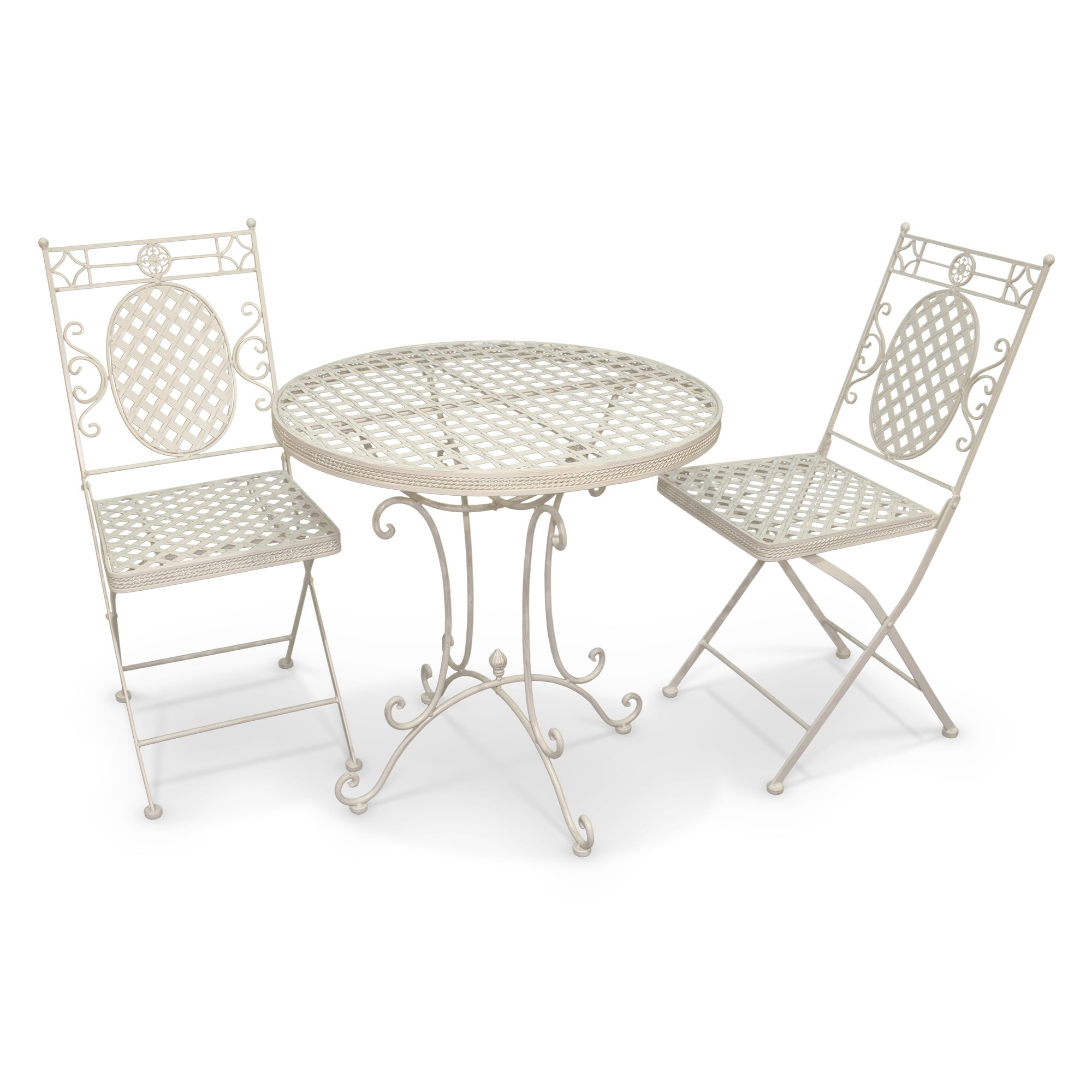 Ordinaire Alessia Metal Garden Furniture The Alessia Garden Furniture Range Has A  Slightly More Retro Feel With Clean, Modern Lines In Its Design.
