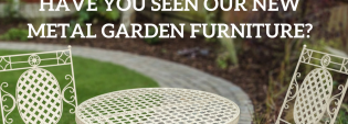 Metal Garden Furniture at Leader Stores