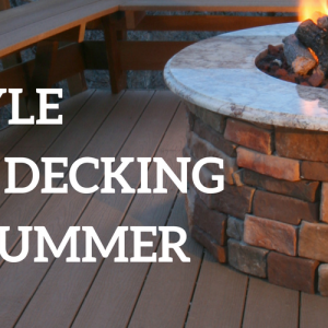 Upstyle Your Decking This Summer