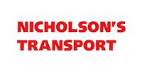 Nicholson's Logo