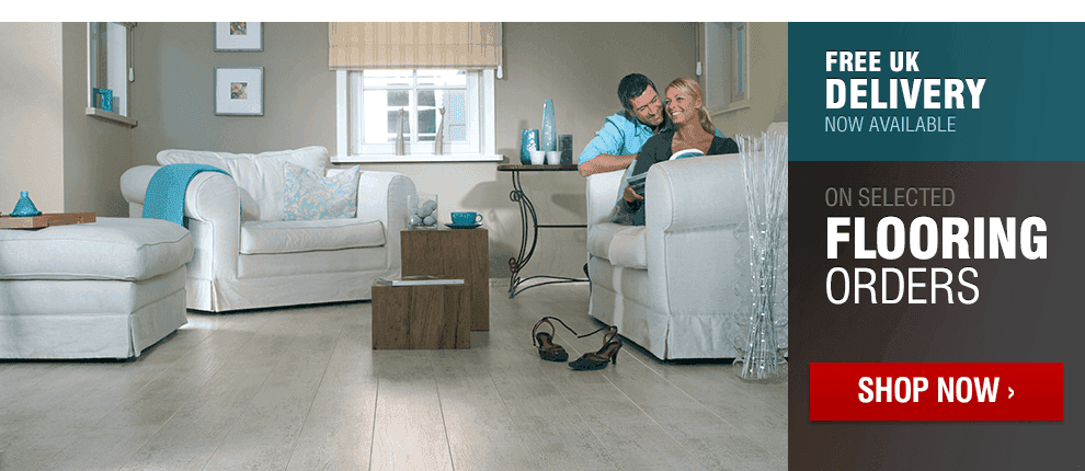 Free Delivery On Flooring Orders Over £600