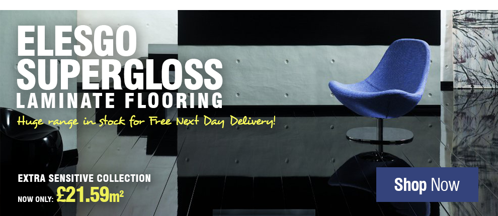 Elesgo Supergloss High Gloss Flooring
