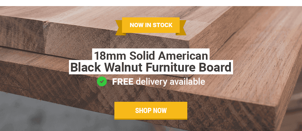 August - Solid American Walnut