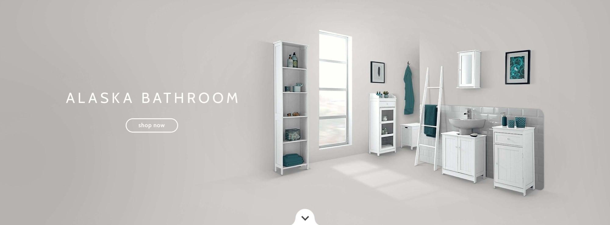 LPD Alaska Bathroom collection