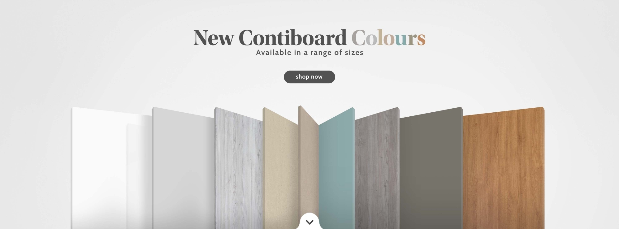New Contiboard Colours