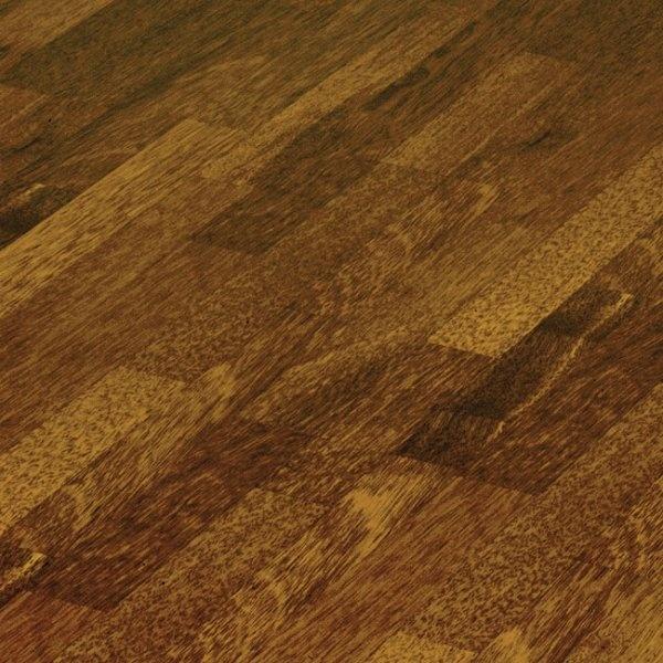 Supergloss Merbau Classic Flat Edge Laminate Flooring