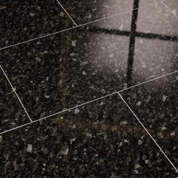 Supergloss Black Pearl Maxi V5 Micro Groove Laminate Flooring