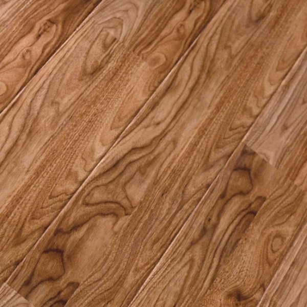 Supergloss Extra Sensitive Black Walnut Laminate Flooring
