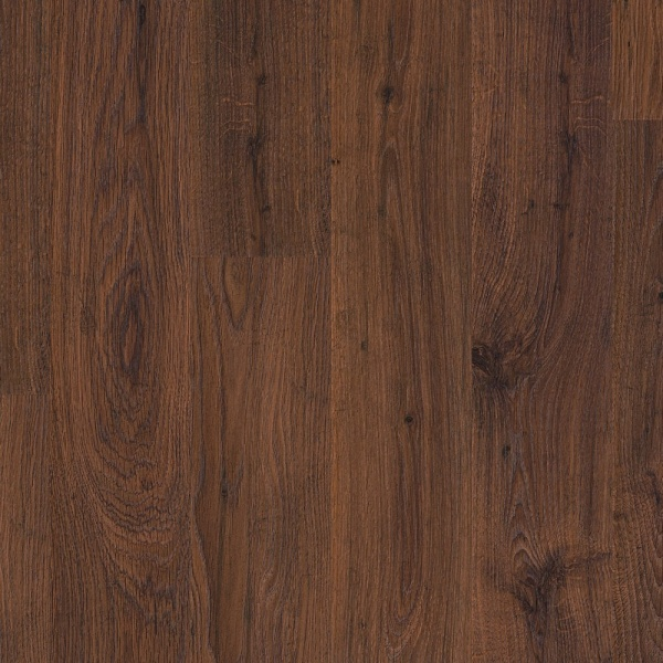 Rustic White Oak Brown Laminate Flooring