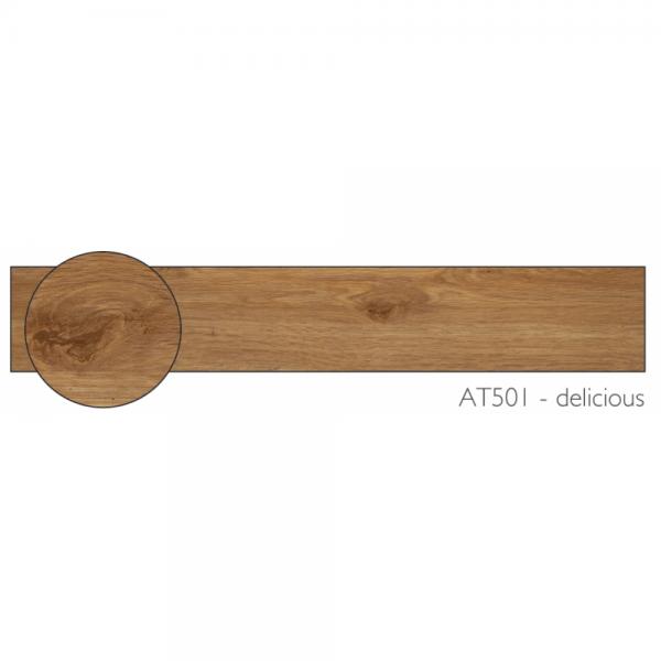 Delicious Oak Luxury Vinyl Flooring (AT-501)