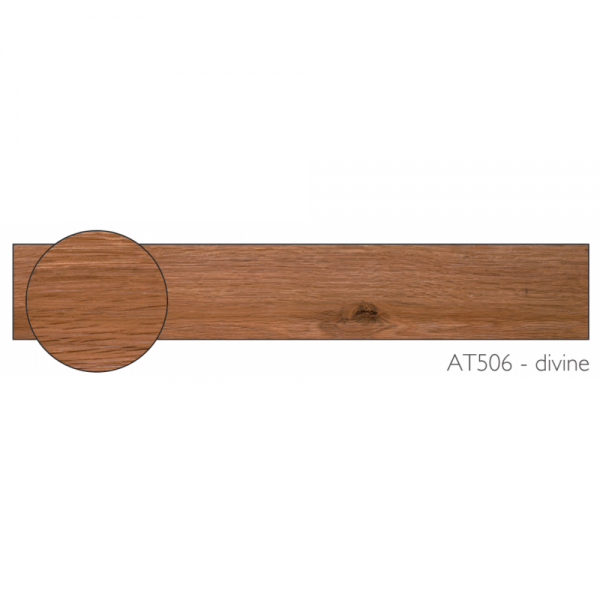 Divine Oak Luxury Vinyl Flooring (AT-506)