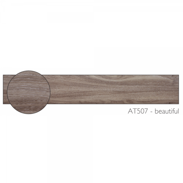 Beautiful Oak Vinyl Flooring (AT-507)