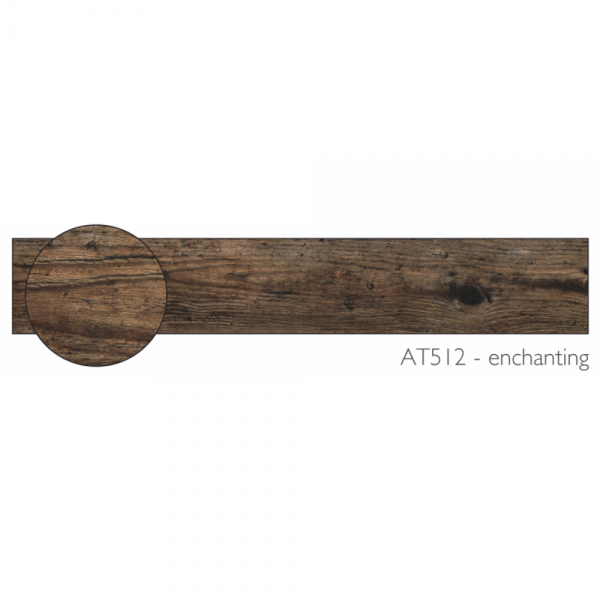 Enchanting Oak Vinyl Flooring (AT-512)