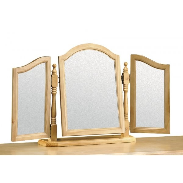 Pickwick Triple Mirror PreAssembled