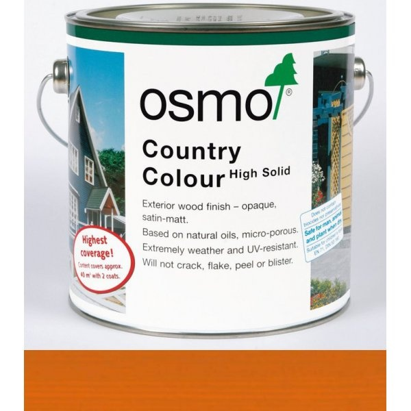 Country Colour Light Ochre (2203) - 2.5L Container