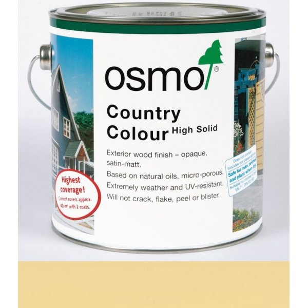 Country Colour Ivory (2204) - 2.5L Container