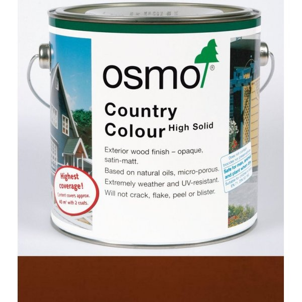 Country Colour Cedar Redwood (2310) - 2.5L Container