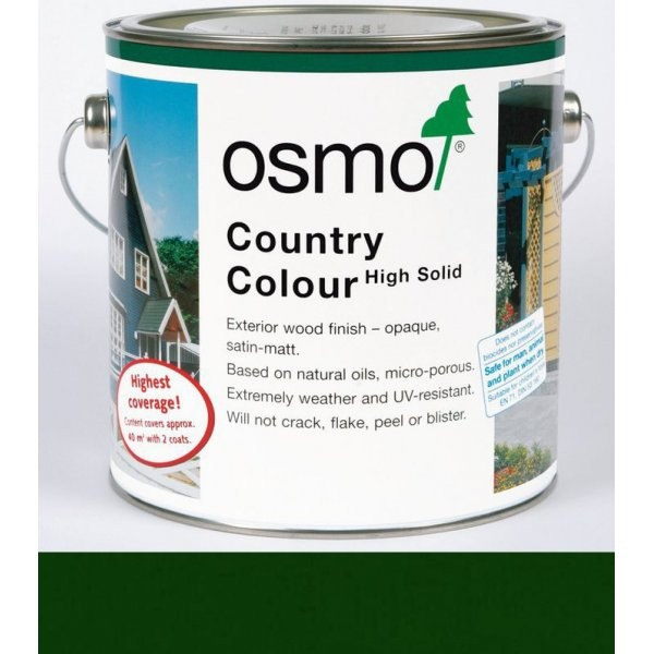 Country Colour Fir Green (2404) - 2.5L Container