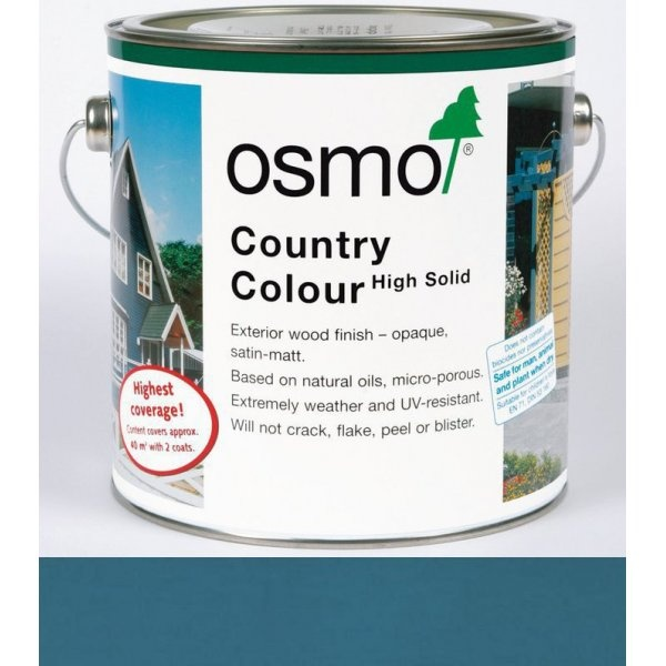 Country Colour Dove Blue (2507) - 2.5L Container
