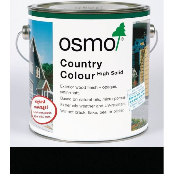 Country Colour Charcoal (2703) - 2.5L Container