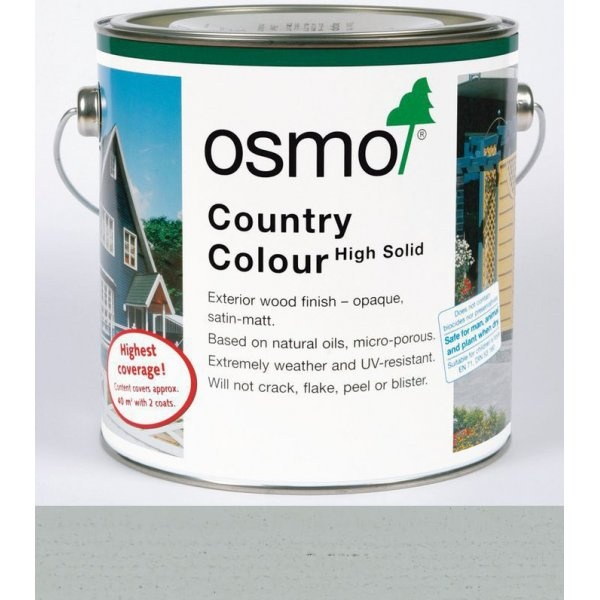 Country Colour Light Grey (2735) - 2.5L Container