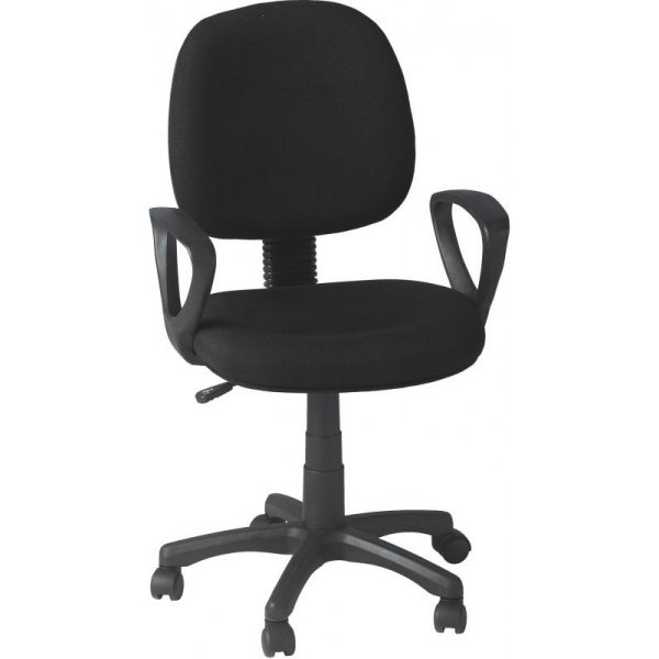 Connor Black Computer Chair