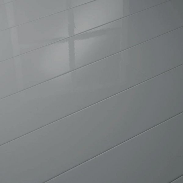 Supergloss Extra Sensitive Grey Laminate Flooring