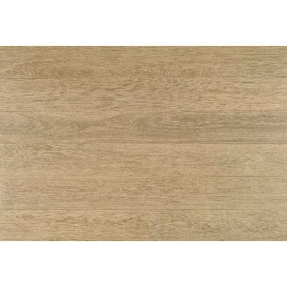 Natural Oak 8mm 4 &039v&039 Groove Laminate Flooring