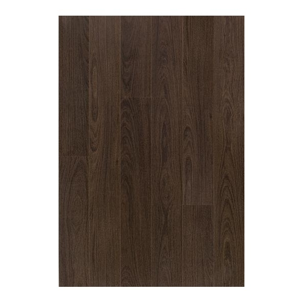 Dark Walnut 8mm 4 &039v&039 Groove Laminate Flooring