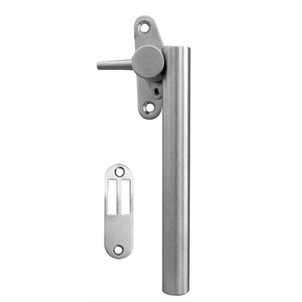 Stainless Steel Round Bar Casement Fastener Right Hand (RH)