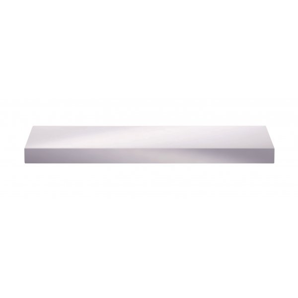 800mm white high gloss shelf. Black Bedroom Furniture Sets. Home Design Ideas