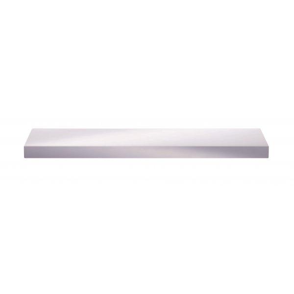 1000mm White High Gloss Shelf