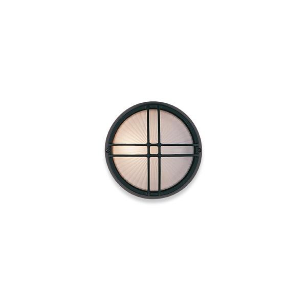 Classic Black Die Cast Aluminium Outdoor Wall Light  100w