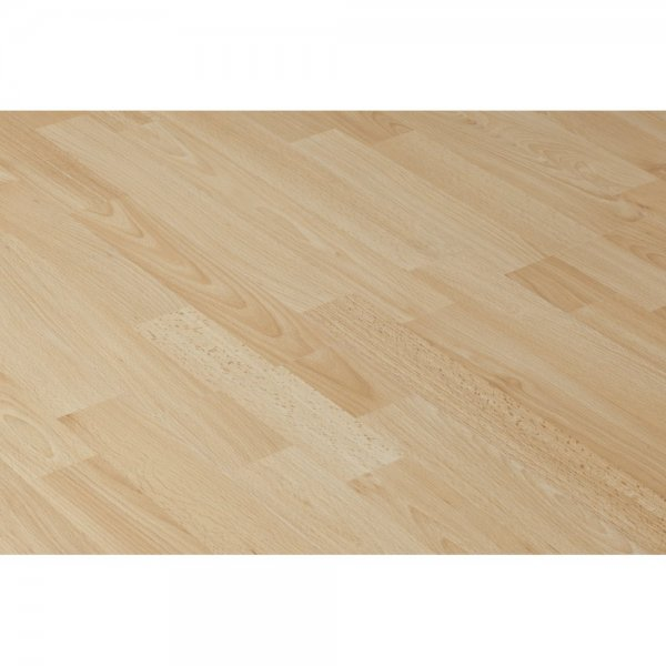 Kronoclic 6mm Beech Straight Edge Laminate Flooring (9222)