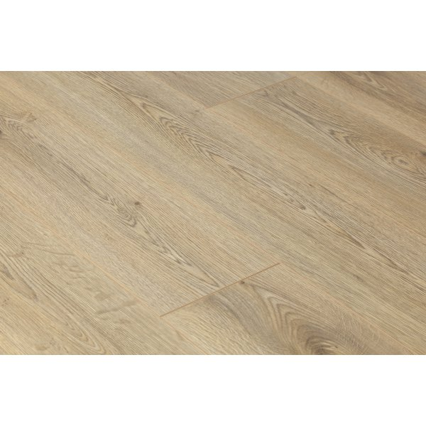 Vario 8mm Brissac Oak 4v Groove Laminate Flooring (8264)