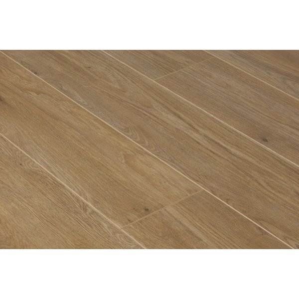 Kronostep Narrow 8mm Aberdeen Oak Laminate Flooring (8725)
