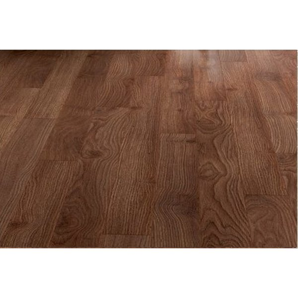 Kronostep Narrow 8mm Italian Walnut Laminate Flooring (8722)