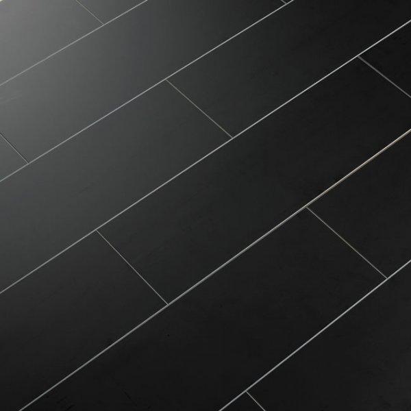 Black laminate flooring shop for cheap flooring for Balterio carbon black laminate flooring