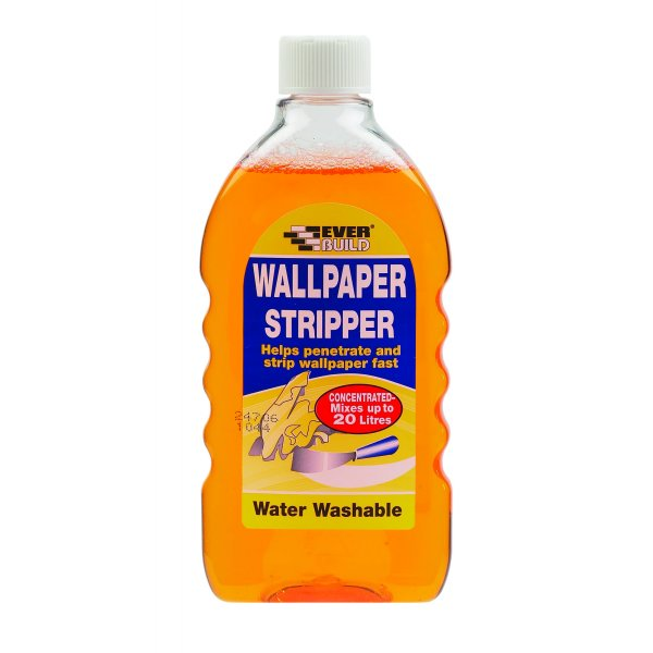 Everbuild  Water Washable Wallpaper Stripper 500ml