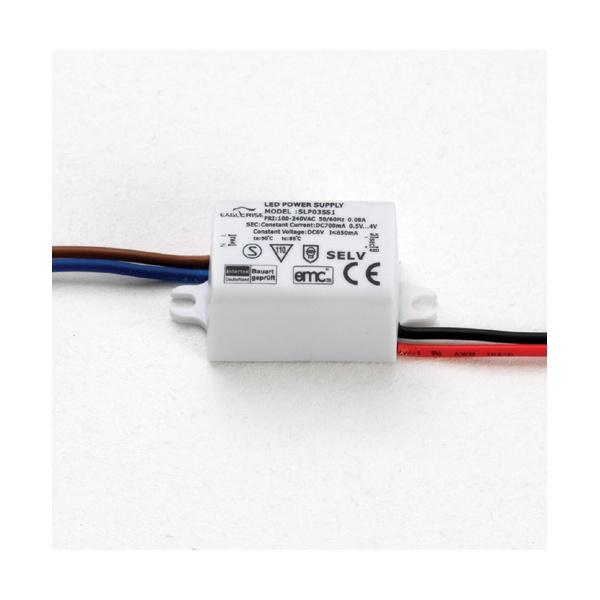 700mA 3w LED Driver