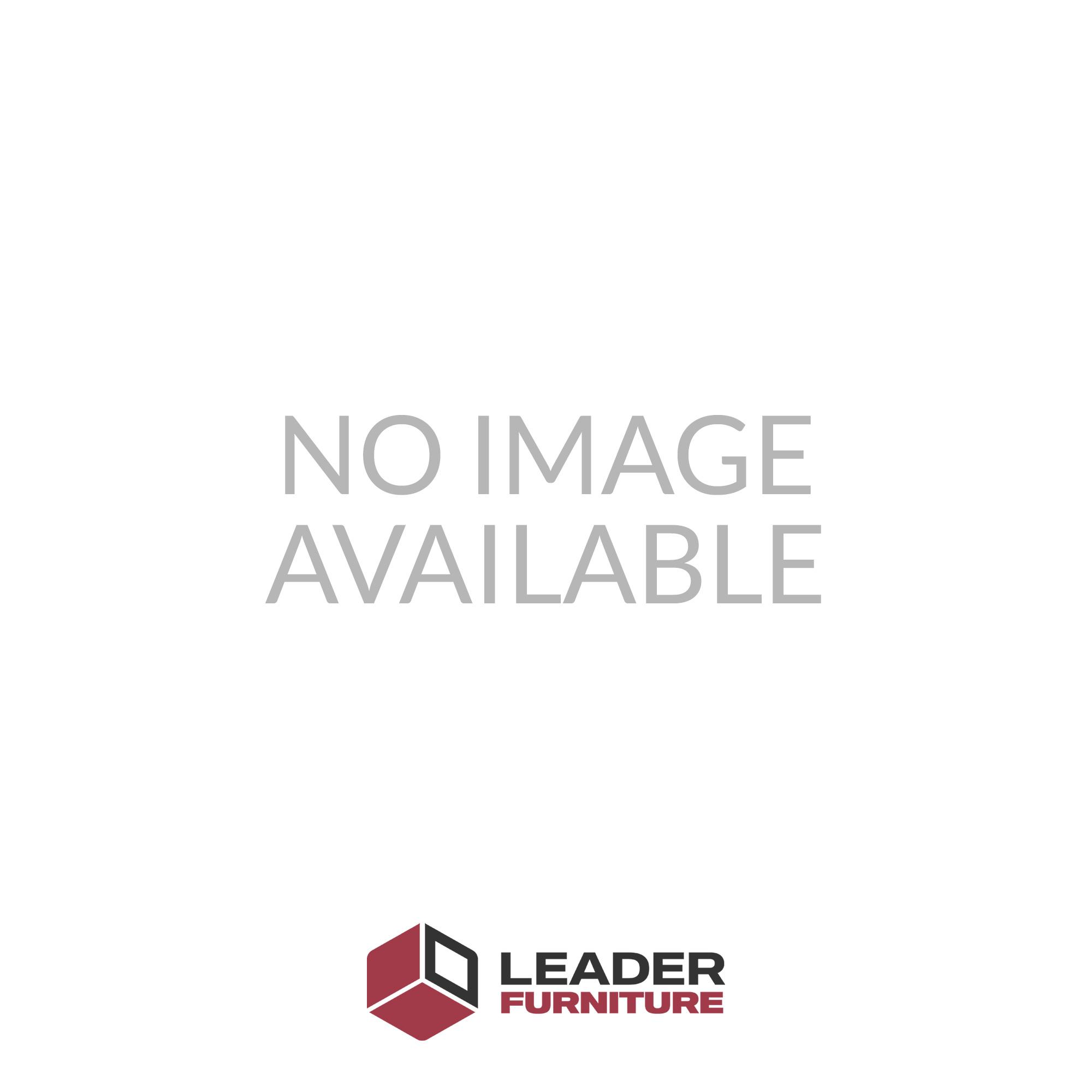 Aston White & Dark Oak Bedside Cabinet
