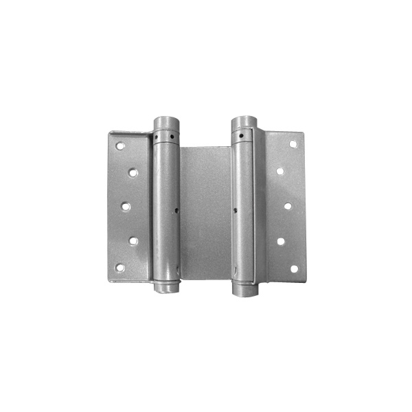 100mm Grey Double Action Spring Hinge