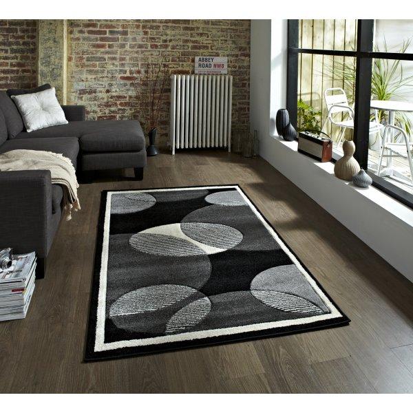 Art Twist Grey Rug - 120 x 170cm