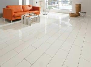 Elesgo Supergloss V5 White Flooring