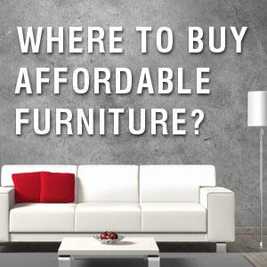 Leader Stores affordable furniture