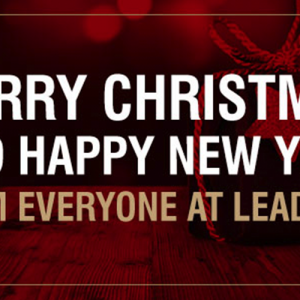 Leader Stores - Merry Xmas & New Year